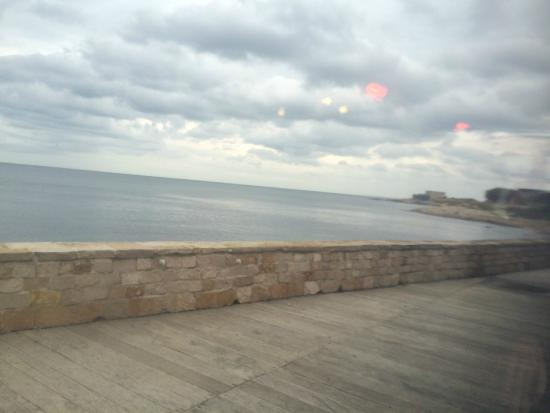 Adriatico: view from my table