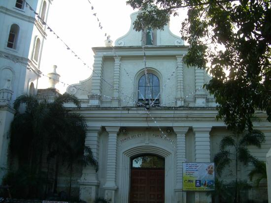 Bangued, Filipinas: Main entrance