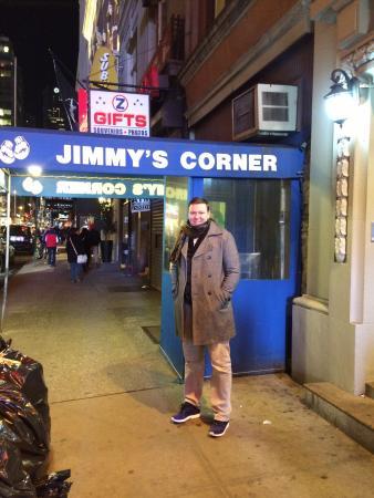 Jimmy's Corner: Me jimmy at jimmys