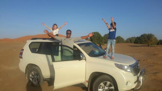 Radoin Sahara Expeditions: Tour deserto  www.radoin-saharaexpeditions in 4x4