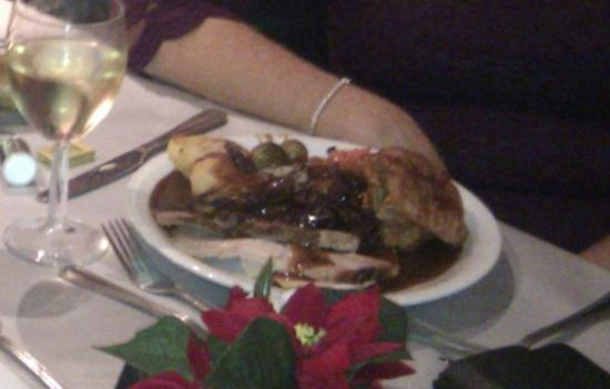 Blagdon Inn: Poor Carvery