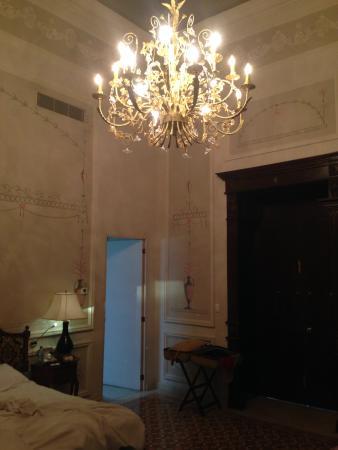 Hotel Mansion Merida on the Park: Zimmer201