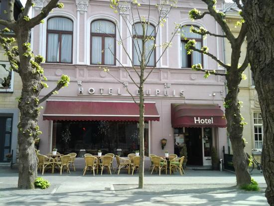 Afbeeldingsresultaat voor hotel dupuis valkenburg