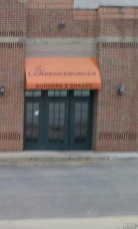 Lawrenceburger: Front entrance