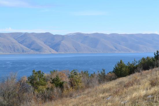Lake Sevan, Armênia: Озеро Севан