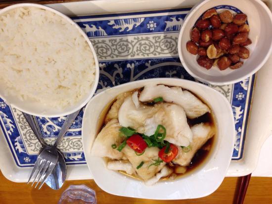 Spicy Fish Restaurant: Steam fish