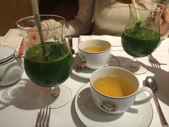 Mariage Frères : boissons divers aux thé