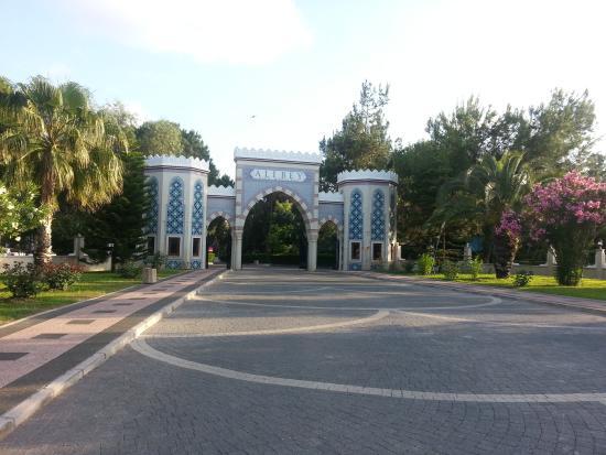 Ali Bey Club Manavgat: Bejárat...