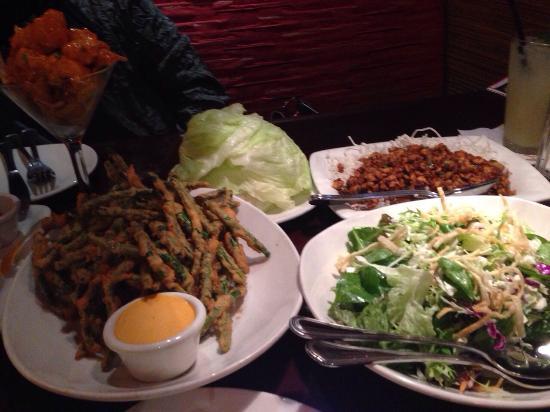 P.F. Chang's: Wonderful taste