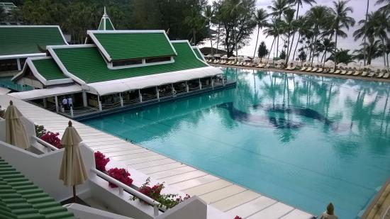 Le Meridien Phuket Beach Resort: grossen Aussenpool