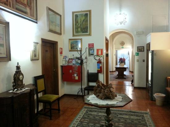 Ariele Hotel: Zonas comunes