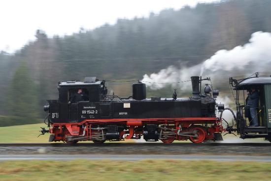 Jöhstadt, Deutschland: Meyer loco