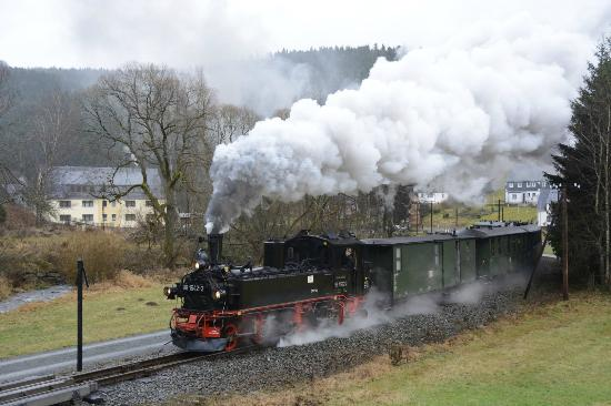 Joehstadt, Tyskland: Setting off
