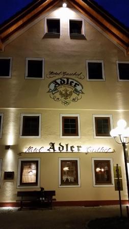 Hotel Gasthof Adler: Hotel Gasthaus Adler außen