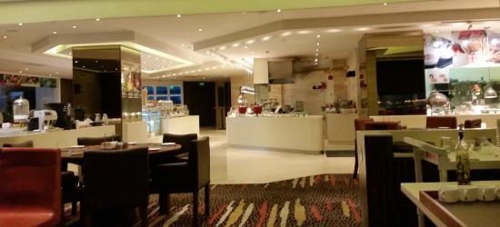 Holiday Inn Shanghai Songjiang: Restaurant