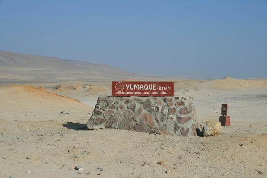 Yumaque Beach