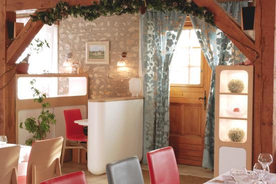 Vallieres-les-Grandes, France: L'entrée