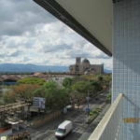Hotel Pousada do Papa: vista da Basilica