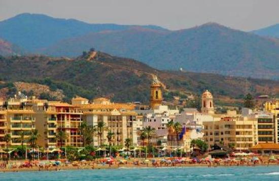 Estepona Getting From Malaga Airport To Estepona