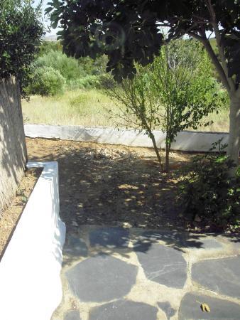 Herdade do Monte Branco: Área de descanso da casa