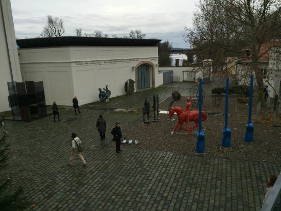 Музей кампа музей современного искусства