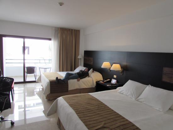 Balandra Hotel: Hab. 4pax