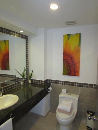 Balandra Hotel: Baño