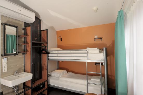Budget Hotel Tourist Inn: Budget Triple Room