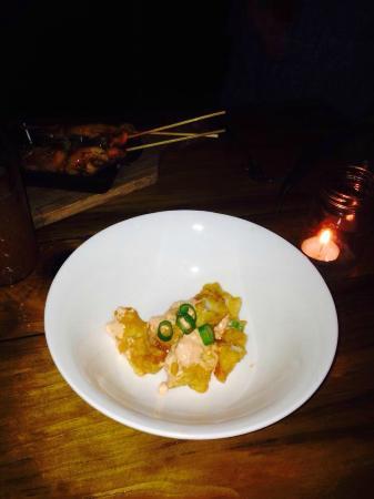 The Firefly Restaurant & Bar: Popcorn Fish