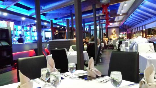 Tiger Calamari Picture Of Aqua Fine Dining Plymouth