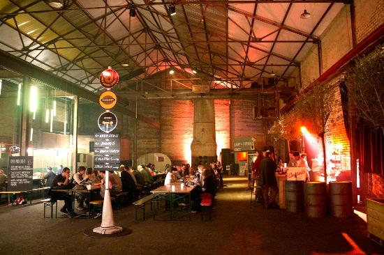Photo of Bar Camp and Furnace at 67 Greenland Street, Liverpool L1 0BY, United Kingdom