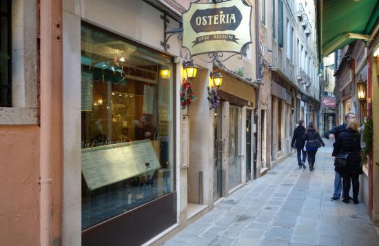 Osteria Doge Morosini : Exterior