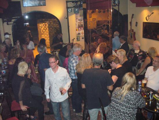 Al Karnak, Égypte : downstairs bar @ JJ's