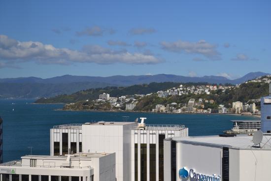 Travelodge Hotel Wellington: Vistas desde la habitación