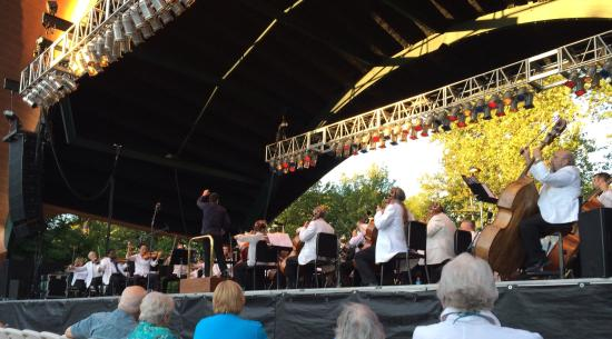 Eugene Symphony In The Park Picture Of Cuthbert