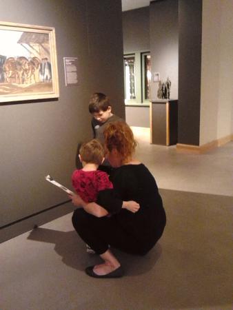 Allentown Art Museum: Kids on Treasure Hunt