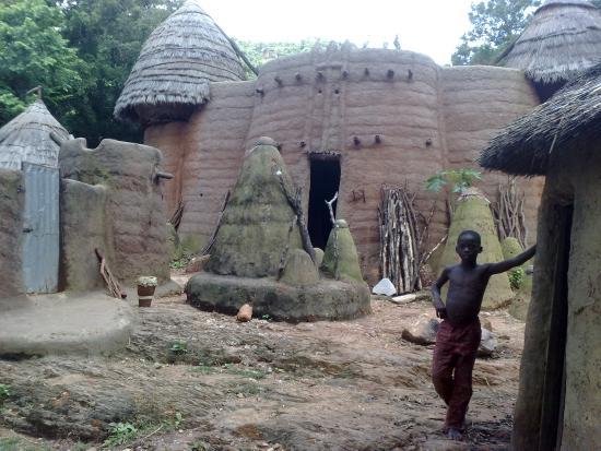 Togo: Villaggio