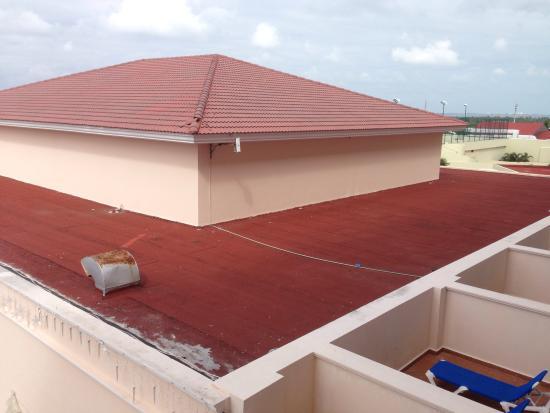 GR Solaris Cancun: Beautiful balcony view. Thanks GR SOLARIS