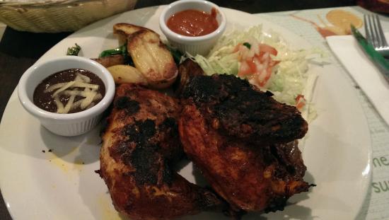 Guacamole: Chicken