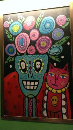 Guacamole: Wall art