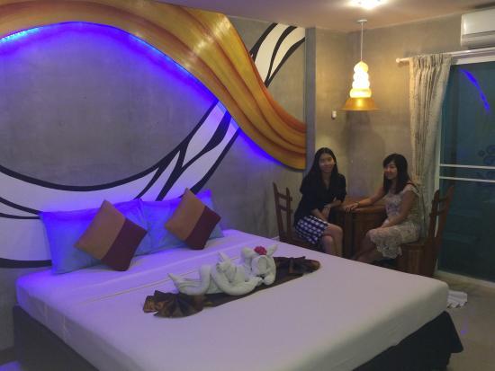 Baan Kamala: The room is very good