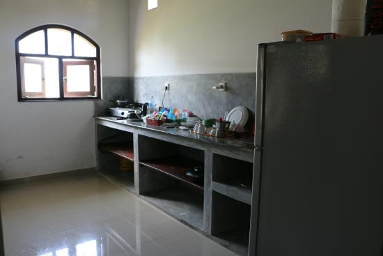 Villa Balapitiya Beach: Kitchen