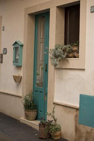 Casa di Pam: Entrance