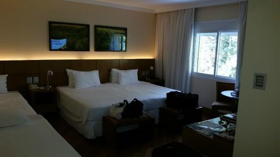Grande Hotel Campos do Jordao: Suite para 4 pessoas