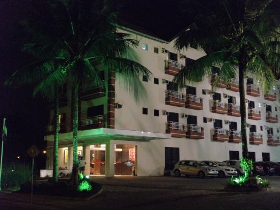 Hotel Plaza Norte : Foto a noite do hotel