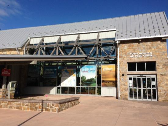 ‪South Mountain West Welcome Center‬