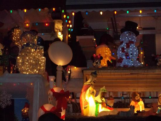 hampden 34th street - Baltimore 34th Street Christmas Lights