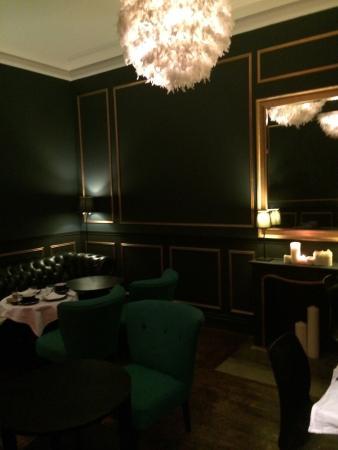 Alba Opera Hotel: Salle du petit déjeuner