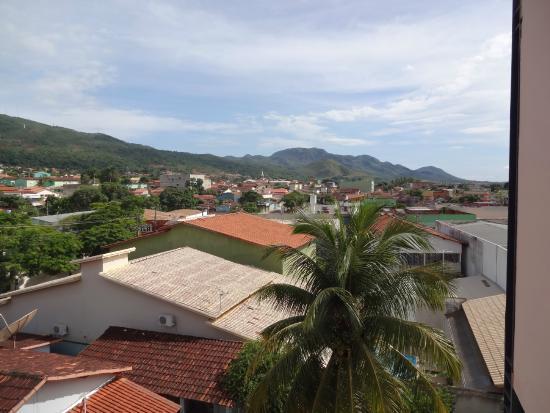 Niquelandia, GO: Vista do Hotel