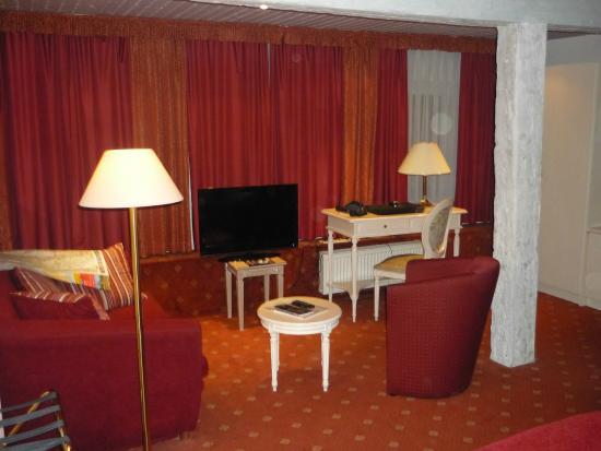 Hotel Am Schloss: Wohnbereich